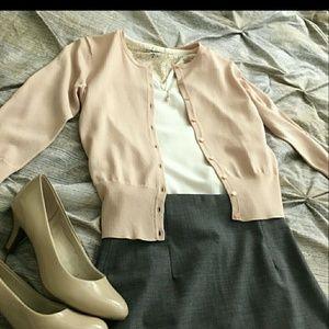 XSP Ann Taylor 3/4 length sleeve cardigan